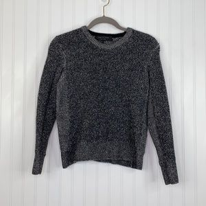 RAG & BONE: Wool Cropped Sweater
